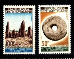 32353 - CENTRAFRIQUE - Arqueología