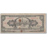 Billet, Équateur, 50 Sucres, 1984-09-05, KM:122a, B - Ecuador
