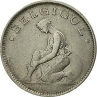 Monnaie, Belgique, Franc, 1928, TTB+, Nickel, KM:89 - 1909-1934: Albert I.
