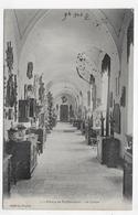 (RECTO / VERSO) ABBAYE DE SEPTFONTAINES EN 1904 - N° 7 - LE CLOITRE - BEAU CACHET - CPA PRECURSEUR - Andelot Blancheville