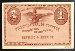 32360 - FERROCARRIL NORTE - Guatemala