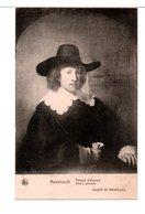 CPA - PORTRAIT D'HOMME (REMBRANDT) - Malerei & Gemälde