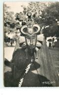 COTE D'IVOIRE - A.O.F. Danses Rituelles - Masque Animiste - Costa De Marfil