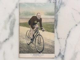 Seigneur.Sur Bicyclette Peugeot. - Cycling
