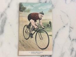 Schilling.Sur Bicyclette Peugeot. - Cycling