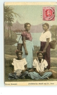 FIDJI - Fijian Maramas - Figi