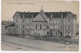 (RECTO / VERSO) SAINT DIZIER - N° 3124 - LES PETITES SOEURS - CPA NON VOYAGEE - Saint Dizier