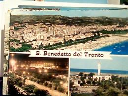 S BENEDETTO DEL TRONTO VEDUTE  VB1966 HP8948 - Ascoli Piceno