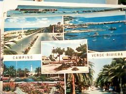 SAN BENEDETTO DEL TRONTO CAMPING RIVIERA   VEDUTE  VB1966 HP8950 - Ascoli Piceno