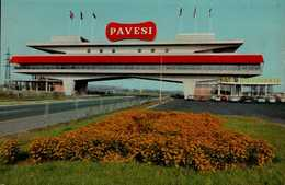 AUTOROUTE MILAN-BRESCIA...AUTOGRILL PAVESI....CPSM GRAND FORMAT - Autres