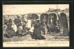 AK Katwijk Aan Zee, Aan Het Strand - Katwijk (aan Zee)