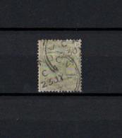 N° 59 TIMBRE GRANDE-BRETAGNE OBLITERE DE 1876              Cote : 250 € - 1840-1901 (Victoria)