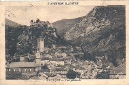 AVEYRON - 12 - BRUSQUE - Vue Générale - France