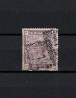 N° 86 TIMBRE GRANDE-BRETAGNE OBLITERE  DE 1883               Cote : 150 € - 1840-1901 (Victoria)