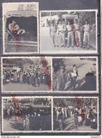 Au Plus Rapide Guerre D'Algérie Archive Militaire 2/57 è RI Infanterie Aokas Action Psychologique Sur Les Marchés - Krieg, Militär