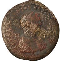 Monnaie, Cilicie, Caracalla, Bronze Æ, 198-217, Tarsos, TB, Bronze - Romane