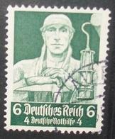 N°763E BRIEFMARKE DEUTSCHES REICH GESTEMPELT - Deutschland