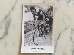 Lucien Teisseire.Champion Des Cycles Terrot. - Cyclisme