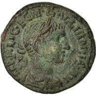 Monnaie, Gallien, Bronze Æ, 253-268, Hadrianopolis, Rare, TTB+, Bronze, BMC:121 - Romane