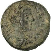 Monnaie, Troade, Gallien, Bronze Æ, Alexandrie, TTB, Bronze - Romane