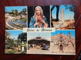 20060) SALUTI DA SIRACUSA VIAGGIATA - Siracusa