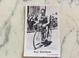 Wout Wagtmans. - Cyclisme
