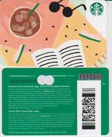 GIFT CARD - STARBUCKS - HUNGARY - HU-SB-021 - WATERMELON - Gift Cards