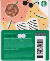 GIFT CARD - STARBUCKS - HUNGARY - HU-SB-021I - WATERMELON WITH DIAMOND - Gift Cards