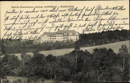 Cp Auerbach Im Vogtland, Bezirks Siechenhaus, Wald - Deutschland