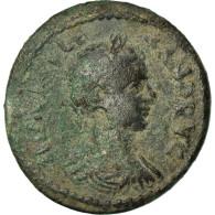 Monnaie, Troade, Alexandre Sévère, Bronze Æ, 222-235, Alexandrie, TTB, Bronze - Romane