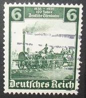 N°906E BRIEFMARKE DEUTSCHES REICH GESTEMPELT - Deutschland