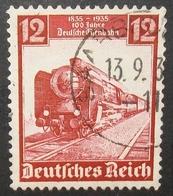 N°907E BRIEFMARKE DEUTSCHES REICH GESTEMPELT - Deutschland