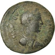 Monnaie, Troade, Alexandre Sévère, Bronze Æ, 222-235, Alexandrie, TTB - Romane