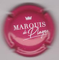 Capsule Mousseux ( MARQUIS DE PLAGNE , Rose Et Blanc ) {S22-20} - Schuimwijn