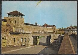 AUSTRIA - LAGER DI MAUTHAUSEN - TIMBRO DEL LAGER - VIAGGIATA 1973 PER L'ITALIA - Prison