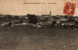 SATOLAS ET BONCE VUE GENERALE - Vif