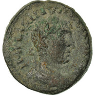 Monnaie, Troade, Valérien I, Bronze Æ, Alexandrie, TTB+, Bronze - Romane