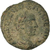 Monnaie, Troade, Gallien, Bronze Æ, Alexandrie, TTB+, Bronze - Romane