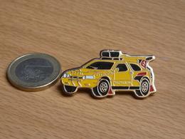 AUTOMOBILE RALLYE RAID . CITROEN TOTAL MICHELIN. - Rallye