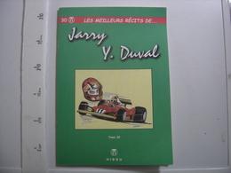 Les As De La Formule 1 Fangio JARRY Y DUVAL Hibou 30 - Otros Autores