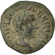 Monnaie, Troade, Valérien I, Bronze Æ, Alexandrie, TTB+, Bronze, BMC:160 - Romane