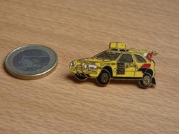 AUTOMOBILE RALLYE RAID . CITROEN  TOTAL MICHELIN CAMEL. EGF. VARIANTE 2. - Rallye