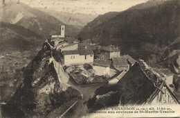 VENANSON (A M) Alt 1130m  Excursion Aux Environs De St Martin Vesubie RV - Autres Communes