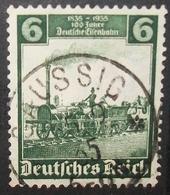 N°910E BRIEFMARKE DEUTSCHES REICH GESTEMPELT - Deutschland