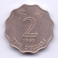 HONG KONG 1992: 2 Dollars, KM 64 - Hong Kong