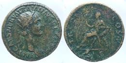 Trajan - Dupondius (8300) - 3. Die Antoninische Dynastie (96 / 192)