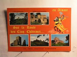 De Wintzenheim à Eguisheim - La Route Des 5 Chateaux ..... - Wintzenheim