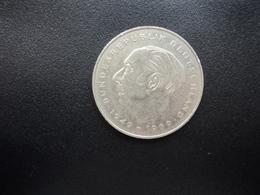 RÉPUBLIQUE FÉDÉRALE ALLEMANDE : 2 DEUTSCHE MARK   1982 J    Tranche B *    KM A127        SUP+ - [ 7] 1949-… : RFA - Rep. Fed. Alemana