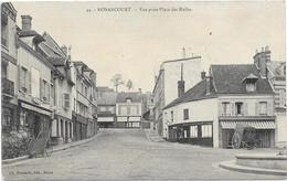 NONANCOURT: VUE PRISE PLACE DES HALLES - France