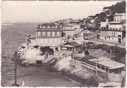 13. Gf. MARSEILLE. Promenade De La Corniche Vue De L'Hôtel De La Réserve. 3 - Endoume, Roucas, Corniche, Strände